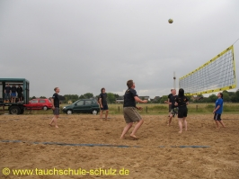 Beachvolleyball 2009