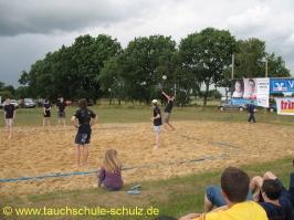 Beachvolleyball 2009