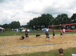 Beachvolleyball Turnier Nettelkamp