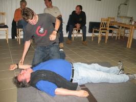 Erste Hilfe Kurs 2007