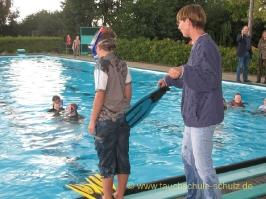 Kinder-/Jugend-Tauchertaufe 2007