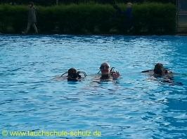 RC Diving Schnuppertauchen mit Michelle
