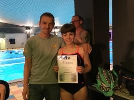 Vanessa Schütz, IDA CMAS T1 (Bronze)