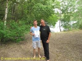 Marco Lietz, IDA CMAS T1 (Bronze), 14.06.2015