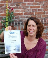 Ursula Henke , IDA CMAS Silber (**), 10.09.2011