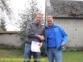 Christian Luck, IDA CMAS Grundtauchschein, 06.04.2014