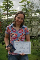 Bettina Barz-Tarnowsky , IDA CMAS Bronze (*), 13.09.2010