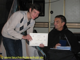 Valentin Drobek, IDA CMAS Bronze (*), 11.09.2010