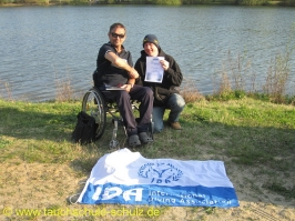 Maik Dickow, Spezialkurs Orientieren unter Wasse, 22.04.2011